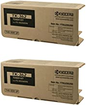 Kyocera TK-362 (TK362) Black Toner Cartridge 2-Pack for FS-4020DN