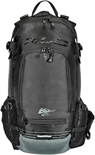 XLC Unisex– Erwachsene Rucksack-2501760916 Packtasche, schwarz, 17 ltr