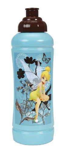 Undercover FA13991 - Sportflasche Disney Fairies, 425 ml