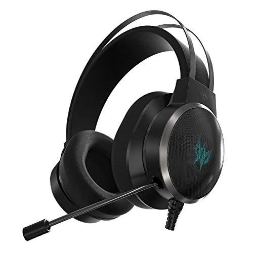 Headset Gamer Predator, Acer, Galea 500, 3D Soundscape, NP.HDS1A.003