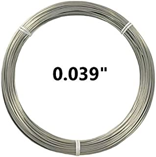 NTY 1.0mm Stainless Steel Wire 0.039