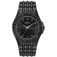 Bulova 98A240 Black Dress Watch
