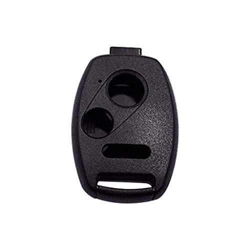 Schlüsselanhänger,Gehäuse ersetzen,Die Schalen bestehen aus hochwertigem Kunststoff,langlebiges Material,Passt für die alten Honda Fit,CRV Accord-,CIVIC-Autoschlüssel der 7.oder 8.Generation