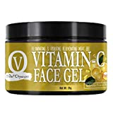 Vital Organics Vitamin C Face Gel For Skin Lightening, Whitening & Pigmentation