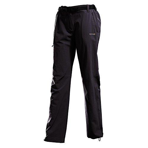Regatta Damen RWJ105-800 Stretchhose Xert Stretch Trousers Black - 46