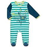 Pijama bebé terciopelo galletas–Talla–6meses (68cm)