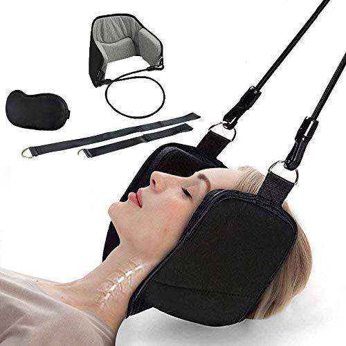 Hals Hängematte,Hammock for Neck Relax Tragbare Nacken Massagegerät Schmerzlinderung Nackenmassagegerät für Männer Frauen