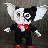 KJGFES Nueva muñeca Hecha a Mano, Linda muñeca de Peluche Gremlins Monster, Juguete de Peluche para decoración del hogar, coleccionables, Amantes de Las muñecas (E)