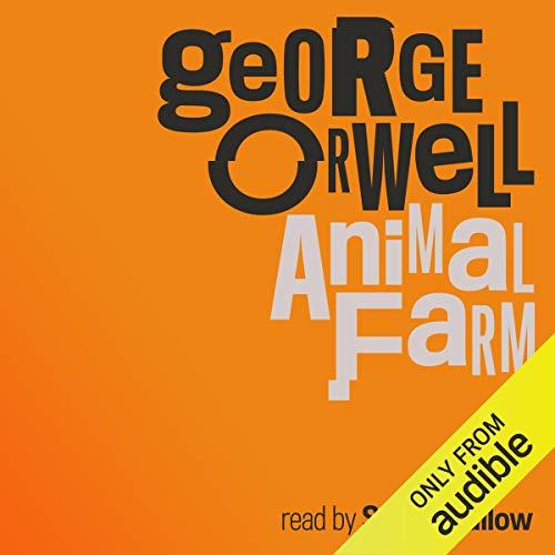 Couverture de Animal Farm