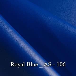 AllSport 4-Way Stretch Premium Marine Vinyl - By the Yard (Royal Blue)