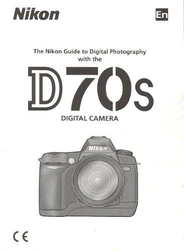 Nikon D70s ORIGINAL Instruction Manual