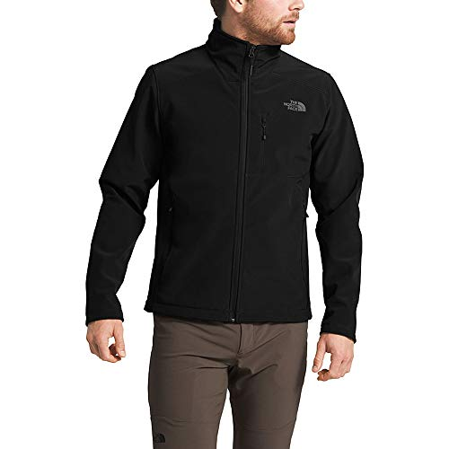 The North Face Men's Apex Bionic 2 Jacket - TNF Black & TNF Black - XXL