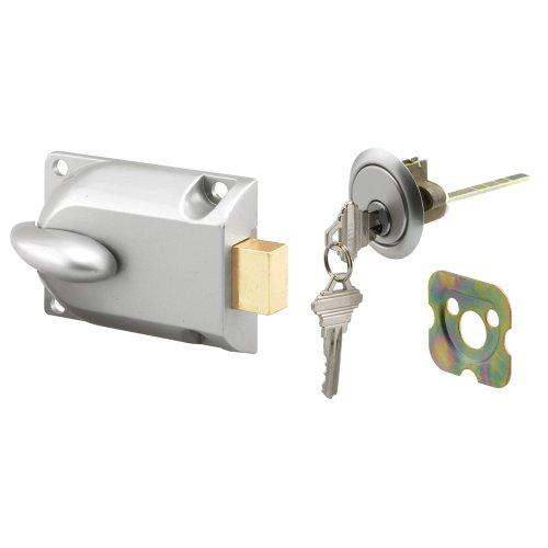 Prime-Line GD 52119 Center Mount 5-Pin Tumbler Deadbolt Lock