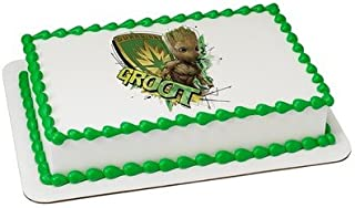 Guardians of the Galaxy GROOT Licensed Edible Cake Topper #43883