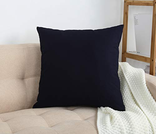 Our #4 Pick is the TangDepot Cotton Solid Throw Pillow Covers