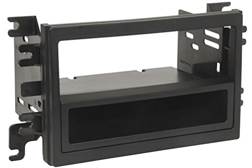 Scosche FD1432AB Single/Double DIN Installation Kit for 2007 Ford Expedition/Lincoln Navigator/2009 Ford
