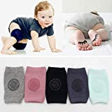 FASHION POINT® Set of 2 Baby Knee and Elbow Protective Pads for Girls