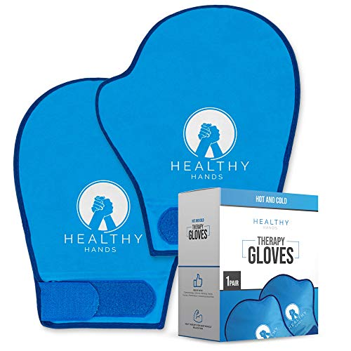 Healthy Hands 2 Wrist & Hand Hot and Cold Soft Ice Pack...