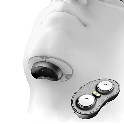 HONGMEI Inteligente para Biosensor de ronquidos Apnea del sueño Dispositivo Anti-ronquidos Ayuda para Dormir con los Controles y Monitor de sueño Dormir Dispositivo de Asistencia
