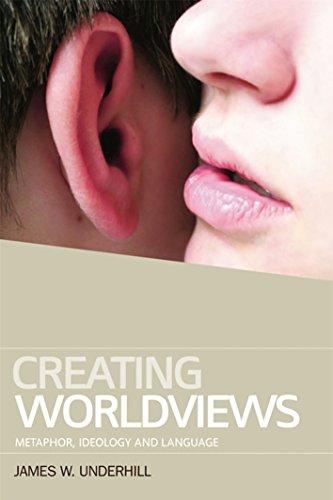 Download Creating Worldviews: Metaphor, Ideology and Language 074867909X