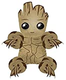 Marvel Comics for Pets Marvel Comics Guardians of the Galaxy Groot Rope Knot Buddy For Dogs | Guardians of the Galaxy Toys For All Dogs and Puppies