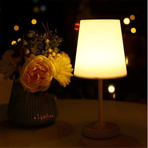 Lámpara de noche con mando a distancia, sensor de agitación LED, luz nocturna, Smart Home, Carga de escritorio, dormitorio