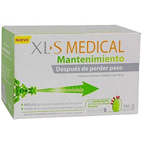 XLS Medical Behoud na gewichtsverlies - 180 tabletten