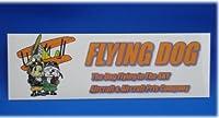 『FLYING DOG』オリジナルステッカー