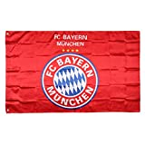 GLUUGES 3×5 Football Club Flag Team Soccer Banner for FC Fan Use Indoor or Outdoor