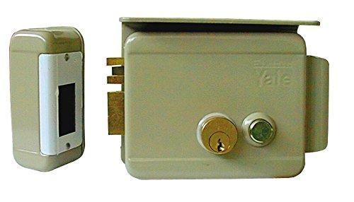 Serratura elettrica da applicare SX C/K e pulsante