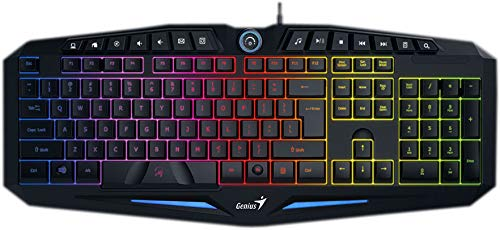 Genius GX Gaming Scorpion K9 - Teclado