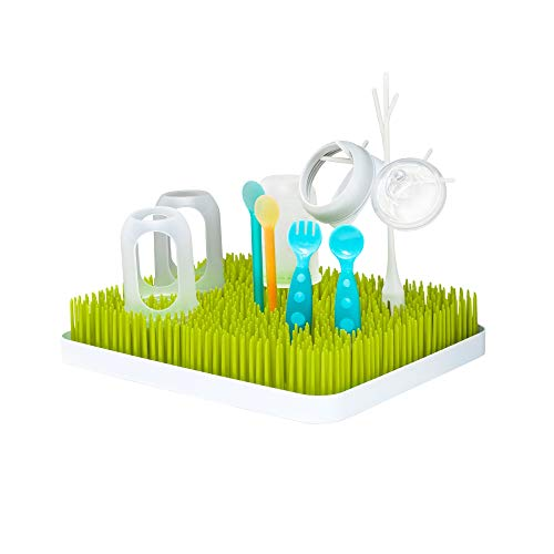 TOMY Boon LAWN Large Baby Bottle Dryer Rack | Stylish Nursery...