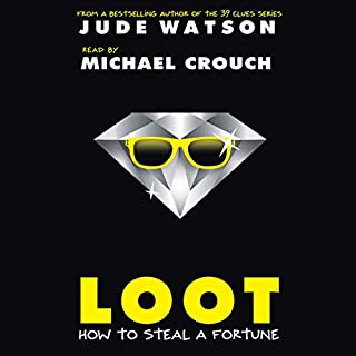 Loot audiobook cover art