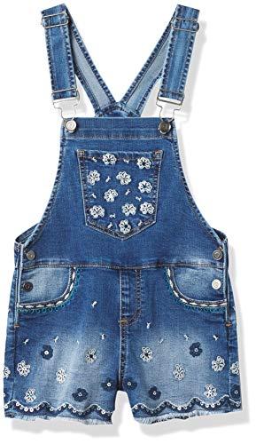 Desigual Girls Denim_Jade Shorts, Blue, 9/10