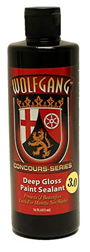 Wolfgang Concours Series WG-5500 Deep Gloss Paint Sealant 3.0