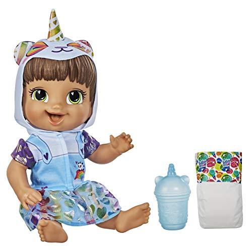 Boneca Baby Alive Tinycorn Panda Morena - E9422 - Hasbro