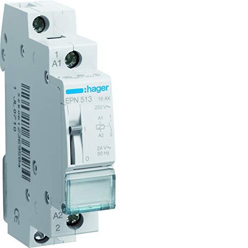 Hager EPN513 - Elektrogehäusezubehör (250 V)