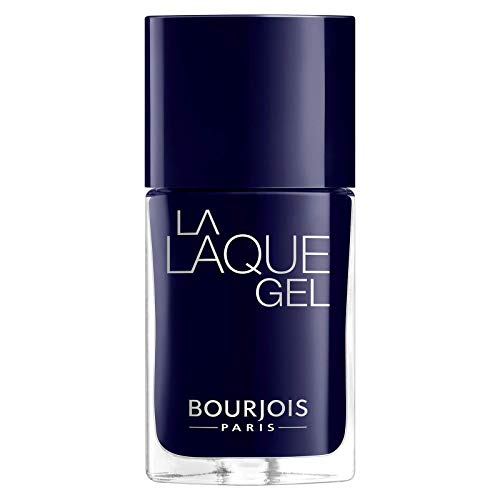 Bourjois La Laque Gel 24-Blue Garou Esmalte de Uñas - 10 gr
