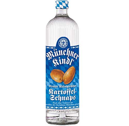 Hemmeter Münchner Kindl Kartoffelschnaps (1 x 0.7 l)