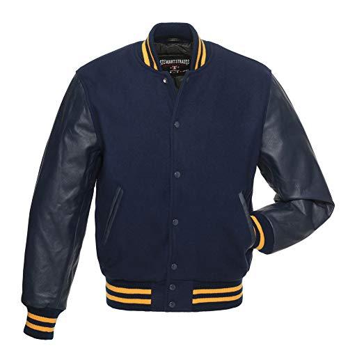 Wool Original Varsity Letterman Jackets