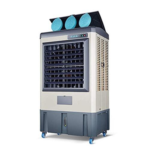 Climatización Enfriadores evaporativos Torre Fans Comercial enfriadores de aire Large Industrial Fans refrigeradas con refrigeración Fans de refrigeración Fans Agua Aire acondicionado Fans Metal Cuerp