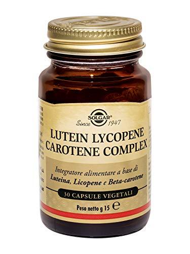 Solgar Lutein Lycopene Carotene Complex - 75 ml