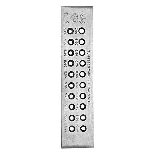 Tablero de Dibujo de Alambre, Tablero de extracción de Metal, Tablero de extracción de Oro y Plata, Tablero de extracción Redondo,...