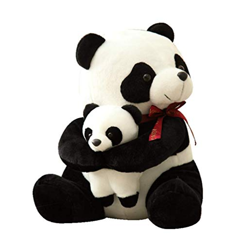 Knuffel, Panda Knuffel Kinderen Zachte Kleine Knuffeldier Pluche Pop Cartoon Beer Speelgoed 25cm panda