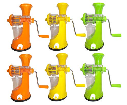 Kotak Sales Hand Fruit and Vegetables Juicer Manual Operations Waste Collector with...