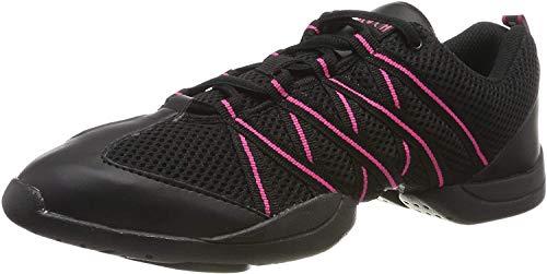 Bloch 524 Criss Cross Dance Sneaker, Rot - rot - Größe: 42 1/3 EU