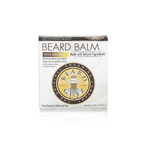 Beard Guyz - Beard Balm 25 For Coarse Hair - 3 oz. by Beard Guyz