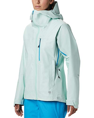 Mountain Hardwear Women's Exposure/2 Gore-Tex Active Jacket - Pristine - Large