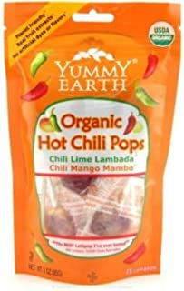 Best yummy earth organic hot chili pops Reviews