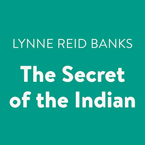 The Secret of the Indian audiobook cover art